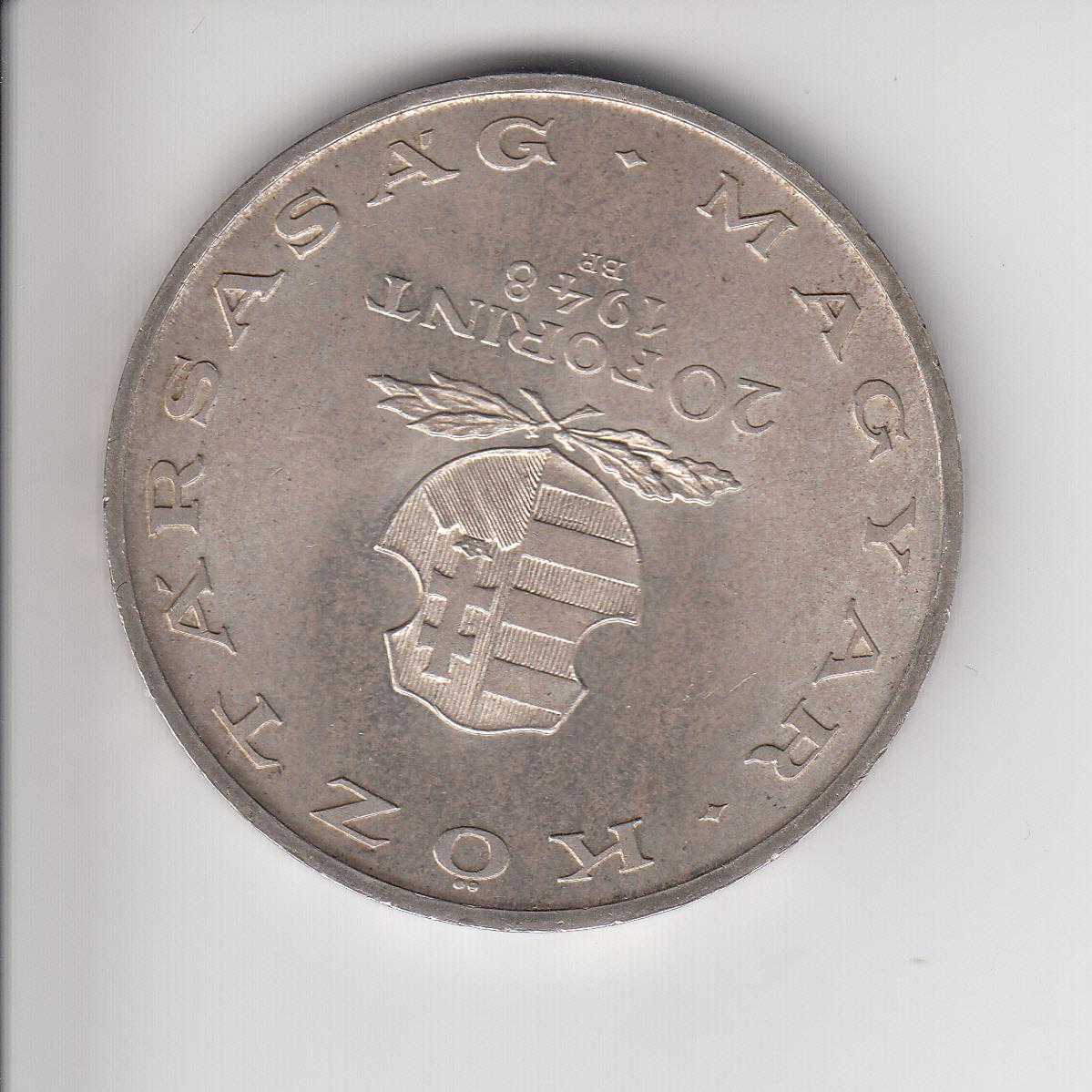 Tancsics 20 Forint