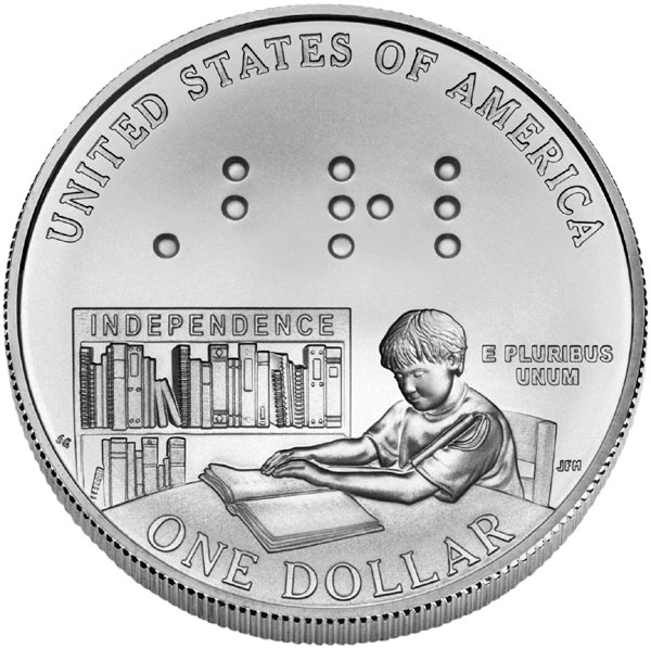 Braille Dollar
